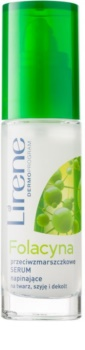 Lirene Folacyna 30+/40+ sérum antirrugas para rosto, pescoço e decote