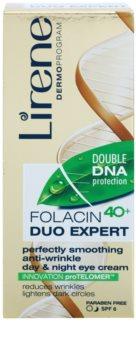Lirene Folacyna 40+ Smoothing Eye Cream with Anti-Wrinkle Effect