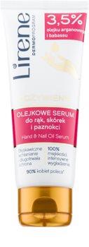 Lirene Hand Care сироватка на основі олійки для рук та нігтів