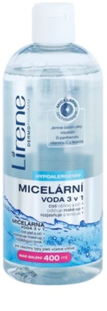 Lirene Hypoallergenic Micellair Reinigingswater  3in1
