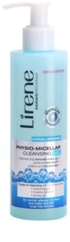 Lirene Hypoallergenic fyziologický micelární odličovací gel