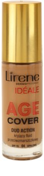 Lirene Idéale Age Cover krycí fluidní make-up proti vráskám
