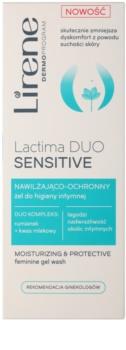 Lirene Intimate Care Sensitive żel nawilżający i ochronny do higieny intymnej