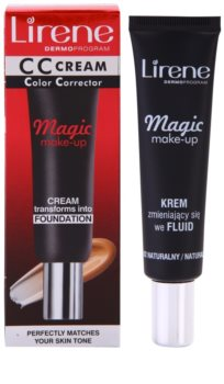 Lirene Magic CC Creme mit feuchtigkeitsspendender Wirkung