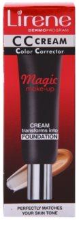 Lirene Magic CC Cream With Moisturizing Effect