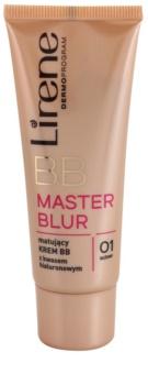Lirene Master Blur crema BB matifianta cu acid hialuronic