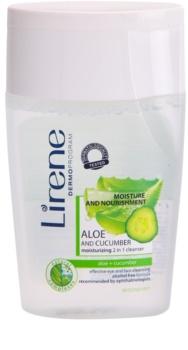Lirene Moisture & Nourishment tónico limpiador 2 en 1