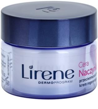 Lirene Redness crema notte rigenerante antirughe