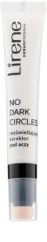 Lirene No Dark Circles korektor in osvetljevalec za predel okoli oči