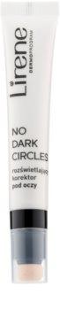 Lirene No Dark Circles освітлюючий коректор для шкріри навколо очей