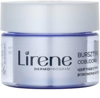 Lirene Rejuvenating Care Restor 60+ intenzivna krema proti gubam za obnovo čvrstosti obraza