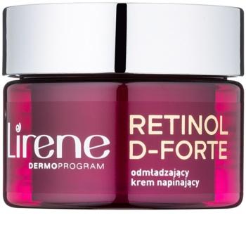 Lirene Retinol D-Forte 60+ crème de jour rajeunissante pour raffermir la peau