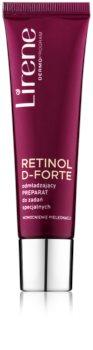 Lirene Retinol D-Forte omladzujúca nočná starostlivosť