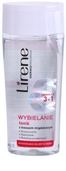 Lirene Whitening tónico para unificar a cor do tom de pele