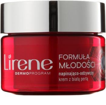 Lirene Youthful Formula 55+ crème liftante effet nourrissant