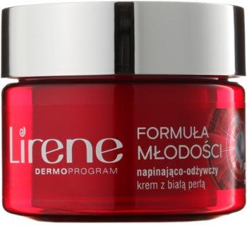 Lirene Youthful Formula 55+ vypínací krém s vyživujícím účinkem