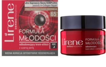Lirene Youthful Formula 65+ noční intenzivní regenerační  krém