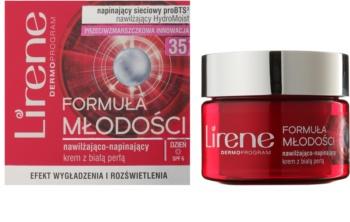 Lirene Youthful Formula 35+ denní protivráskový krém s hydratačním účinkem