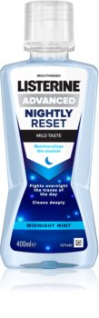 Listerine Nightly Reset bain de bouche pour la nuit