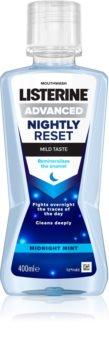Listerine Nightly Reset ústní voda na noc