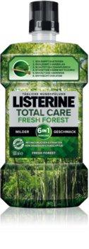 Listerine Total Care Fresh Forest Mouthwash