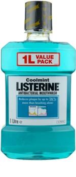 Listerine Cool Mint στοματικό διάλυμα για φρέσκια αναπνοή