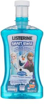 Listerine Smart Rinse Bubble Blast elixir bocal para crianças