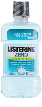 Listerine Zero enjuague bucal sin alcohol