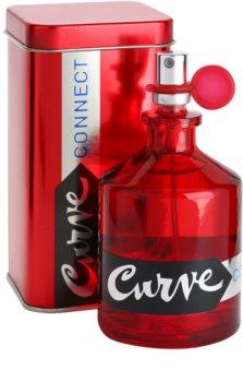 Liz Claiborne Curve Connect Eau de Cologne für Herren 125 ml