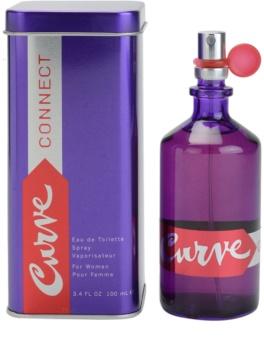 Liz Claiborne Curve Connect Eau de Toilette für Damen 100 ml