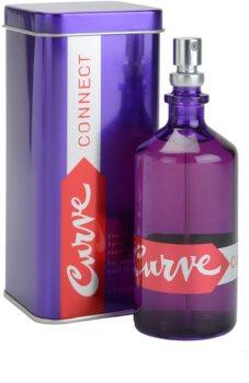 Liz Claiborne Curve Connect eau de toilette per donna 100 ml