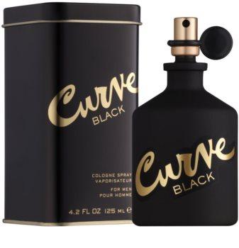 Liz Claiborne Curve  Black kolinská voda pre mužov 125 ml