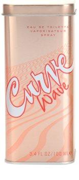 Liz Claiborne Curve Wave Eau de Toilette für Damen 100 ml