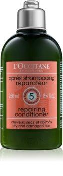 L'Occitane Hair Care après-shampoing pour cheveux secs et abîmés