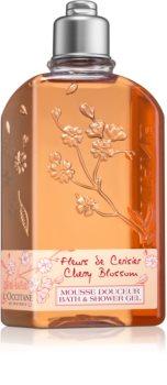 L'Occitane Fleurs de Cerisier гель для душу