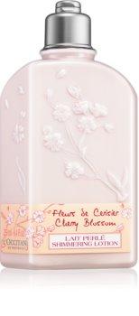 L'Occitane Fleurs de Cerisier lapte de corp