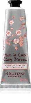 L'Occitane Fleurs de Cerisier crema de manos