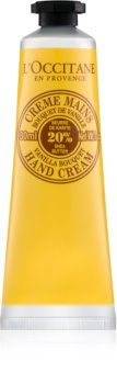 L'Occitane Shea Butter crema de manos con aroma a vainilla