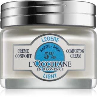 L'Occitane Karité Light Comforting Cream