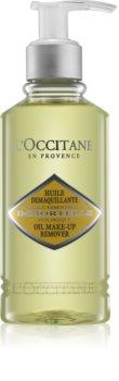L'Occitane Immortelle sminklemosó olaj az arcra és a szemekre