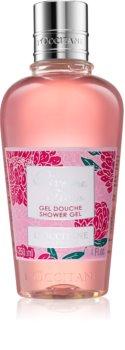 L'Occitane Pivoine Flora gel za prhanje za ženske 250 ml