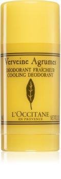 L'Occitane Verveine Agrumes dezodorant w sztyfcie dla kobiet 50 g