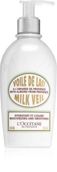 L'Occitane Amande leite corporal hidratante com efeito alisador