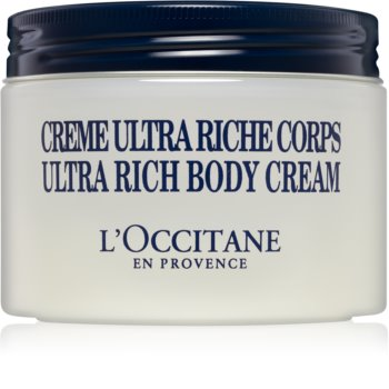 L'Occitane Karité Body Cream For Dry To Very Dry Skin