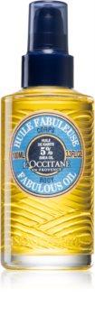 L'Occitane Shea Butter telový olej
