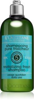 L'Occitane Aromachologie Revitalizing Shampoo For Dry Hair