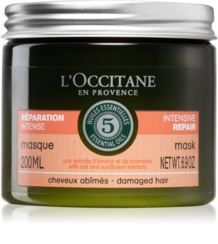 L'Occitane Intensive Repair Intense Mask For Damaged Hair