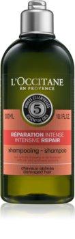 L'Occitane Intensive Repair shampoing régénérant pour cheveux secs et abîmés