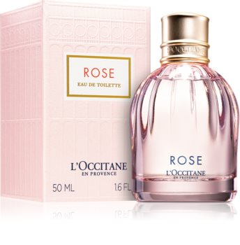 l'occitane en provence rose