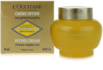 L'Occitane Immortelle κρέμα προσώπου ενάντια στις ρυτίδες